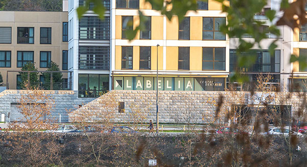 Labelia centre dentaire extérieur