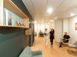 salle attente centre dentaire clinique lyon