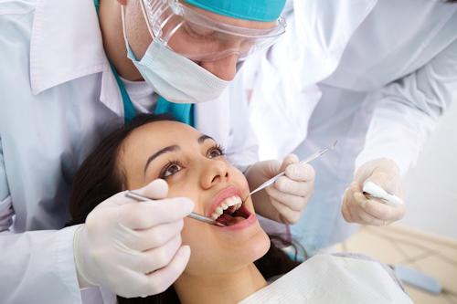 soins dentaire conservateurs